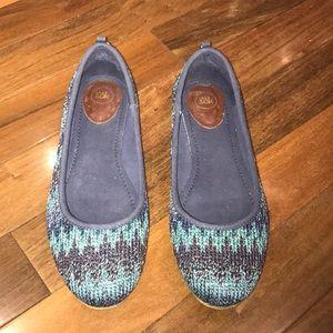 The Sak size 9 1/2 Ballet Flats